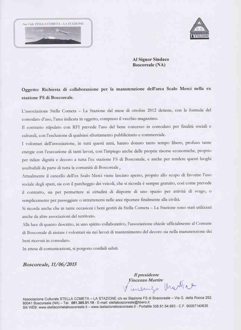 lettera comune scalo merci giu2015web